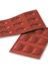 Silikomart Siliconen Bakvorm Madeleine 68x45x17mm (9)