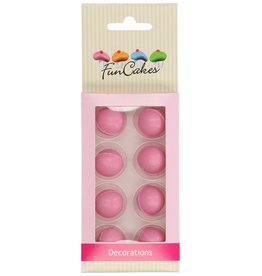 FunCakes FunCakes Choco Balls Pink Set/8