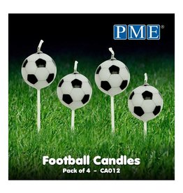 PME PME Candles Football Pk/4