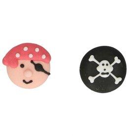 FunCakes FunCakes Piraten Set/8