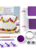 Wilton Wilton How To Decorate Fondant Shapes & Cut-Outs Kit