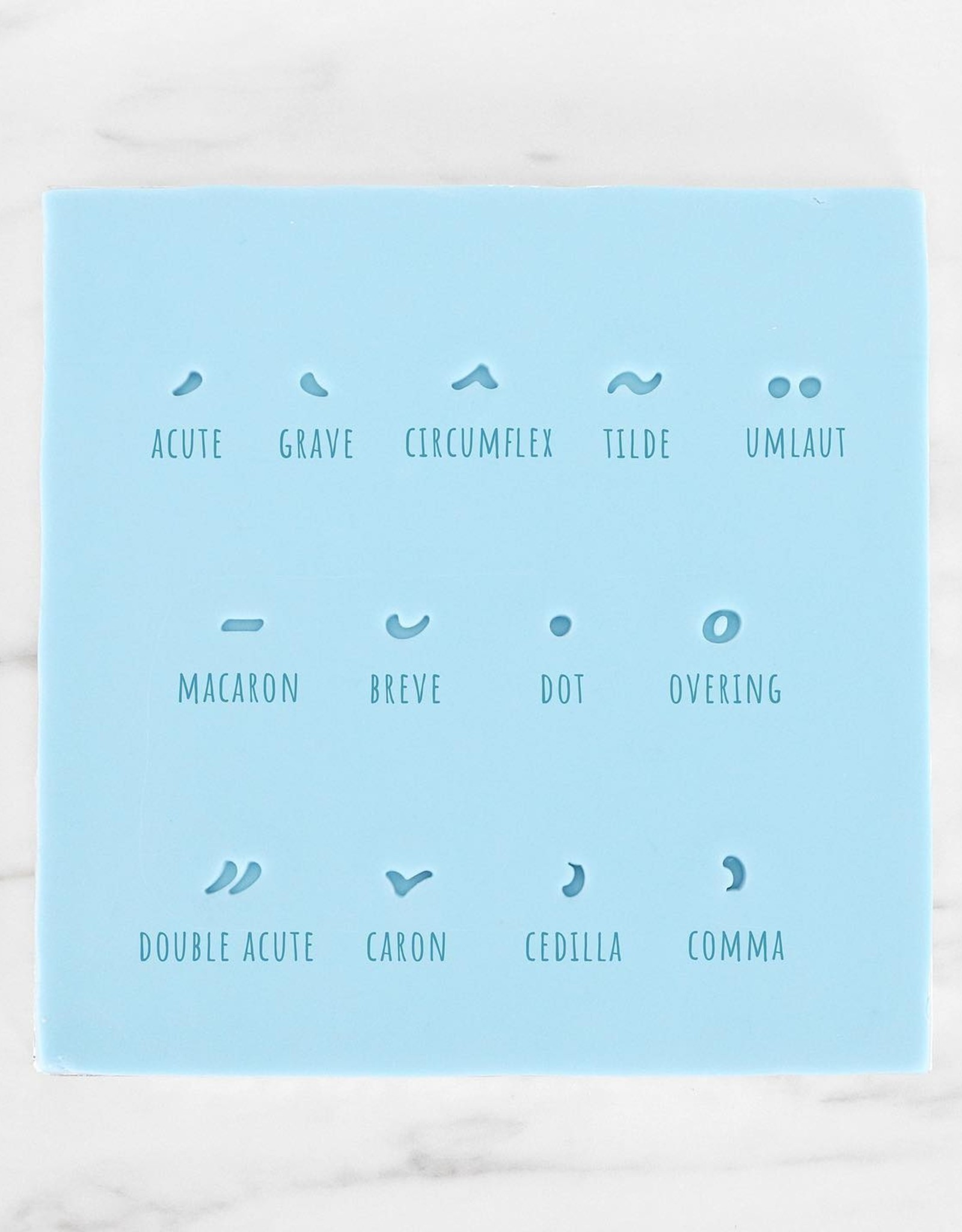PME PME Fun Fonts - Numerals & Special Characters