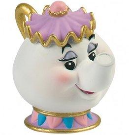 Disney Disney Figuur Belle en het Beest -Mevr Theepot (Potts)