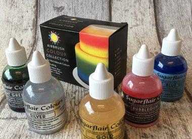 Airbrush Kleurstoffen