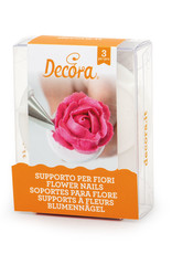 Decora Decora Flower Nails Set/3