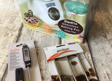 Chocolade Gereedschappen