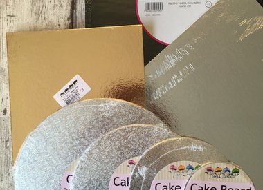 Cake Boards en Taart Kartons