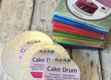 Cake Drums 10-12mm