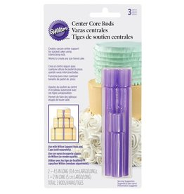 Wilton Plastic Centre Core Rods pk/3