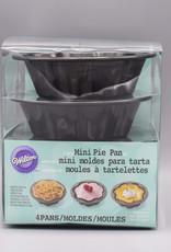 Wilton Wilton Mini Wave Pie Pan Set/4