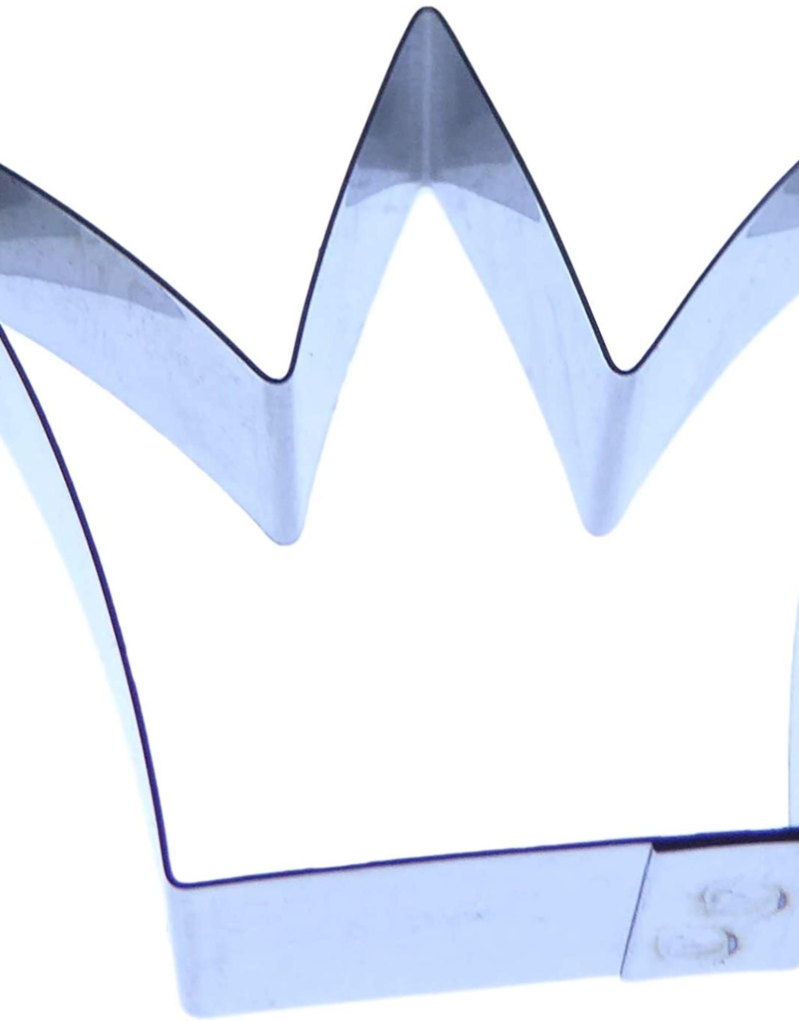 Bien Collection Crown Sugarcraft Cutter 45x38mm