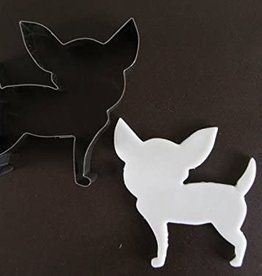 Bien Collection Chi Chi (chihuahua) Sugarcraft Cutter