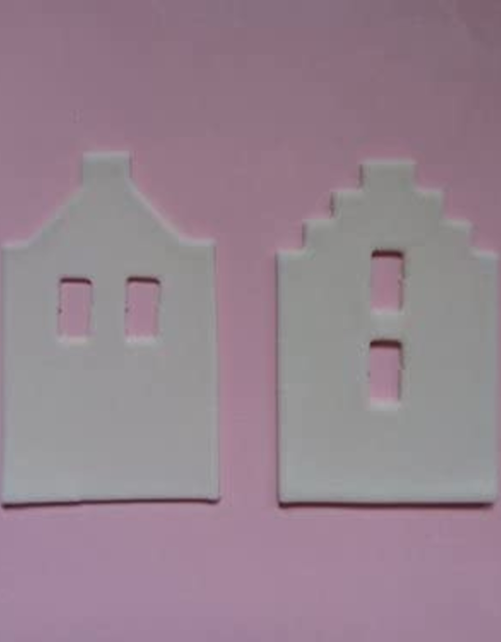 Bien Collection Amsterdam Building Skyscraper Skyline Sugarcraft Cutter set