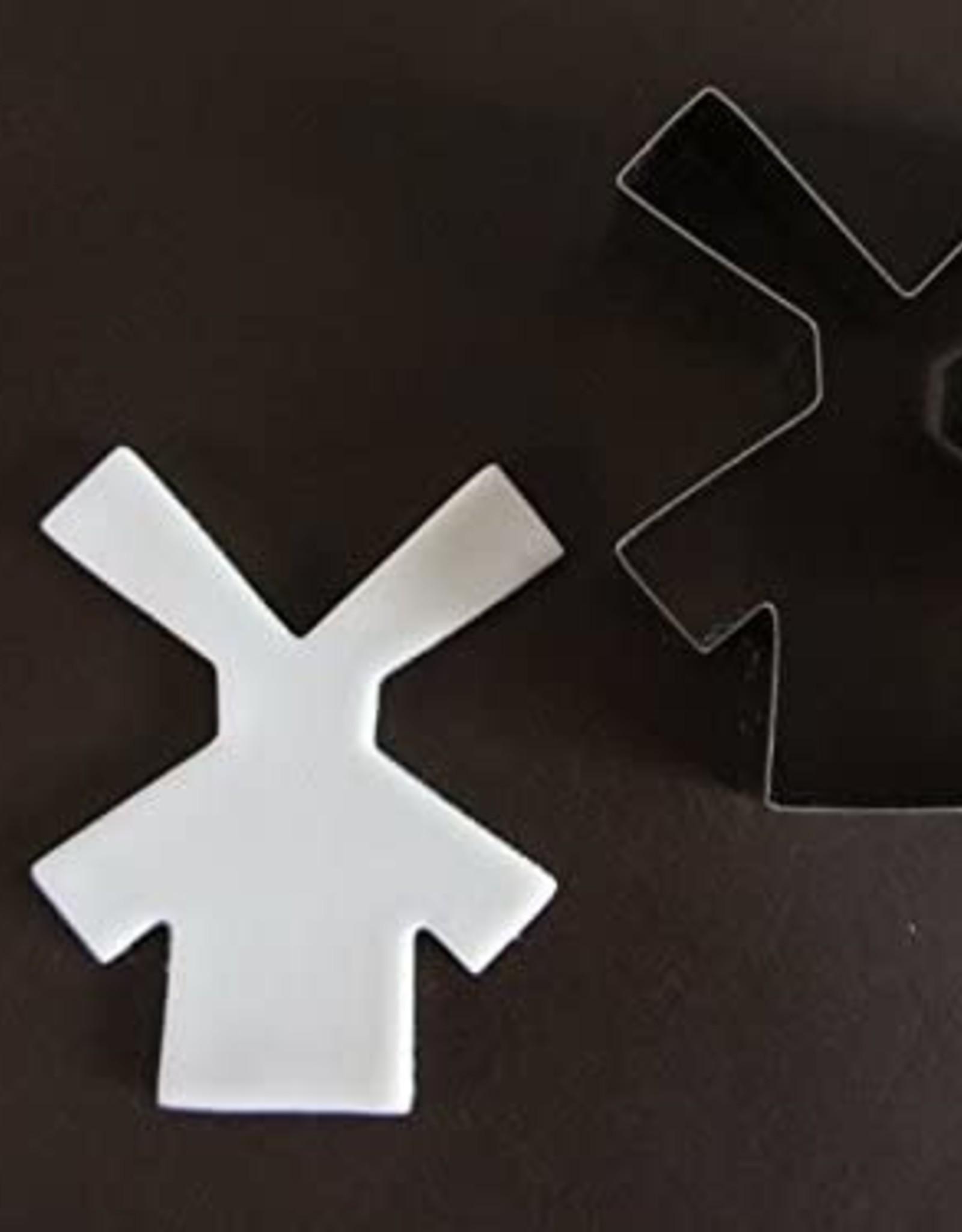 Bien Collection Windmill sugarcraft cutter