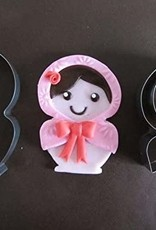 Bien Collection Babushka Cutter Set