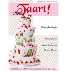 MjamTaart! Taartdecoratie Magazine Zomer 2011
