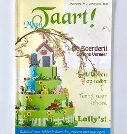 MjamTaart! Taartdecoratie Magazine Zomer 2010
