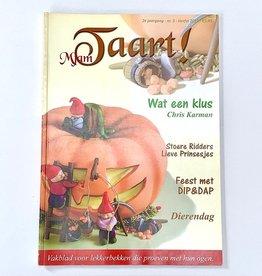 MjamTaart! Taartdecoratie Magazine Herfst 2010