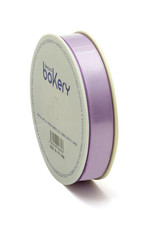 Double Satin Ribbon 15mm x 25mtr Soft Lilac op Grote Rol