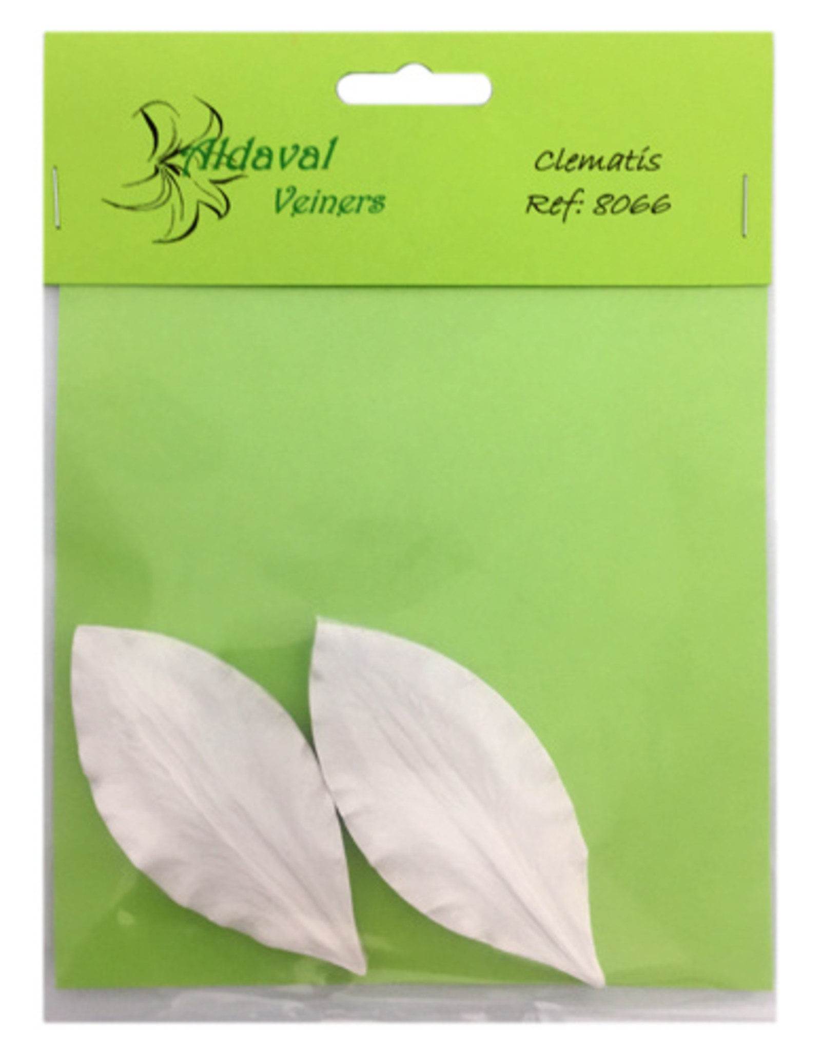 Aldaval Veiners Aldaval Clematis Petal Veiner 9.9 x 4.1cm