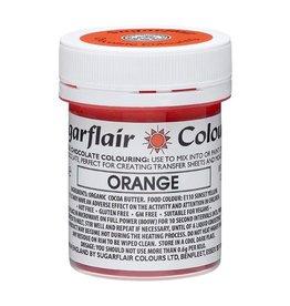 Sugarflair Sugarflair Chocolate Colour Orange 35g