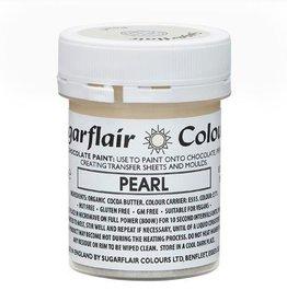 Sugarflair Sugarflair Chocolate Paint Pearl 35g