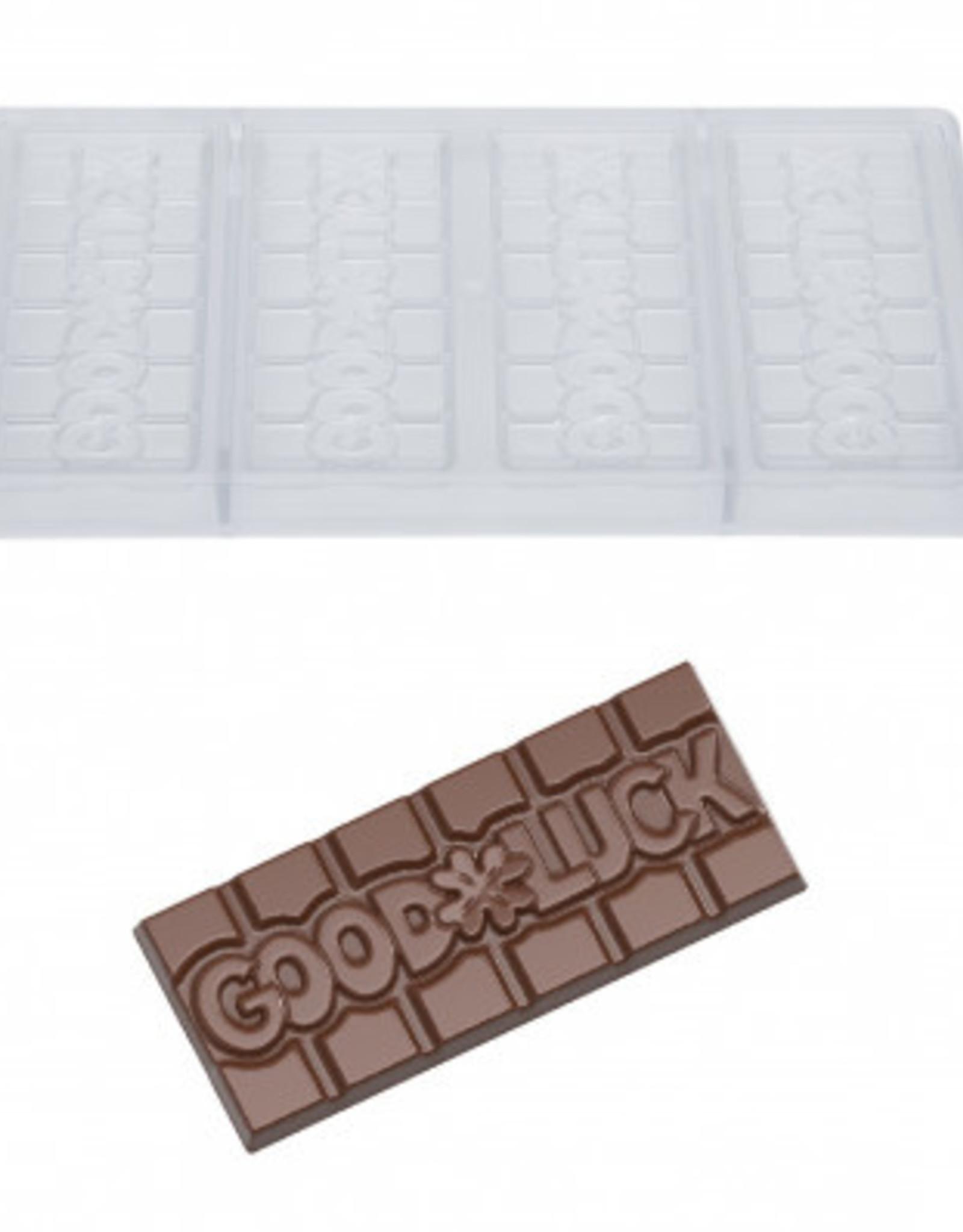 Chocolate World Chocolate World Chocolademal Tablet Good Luck