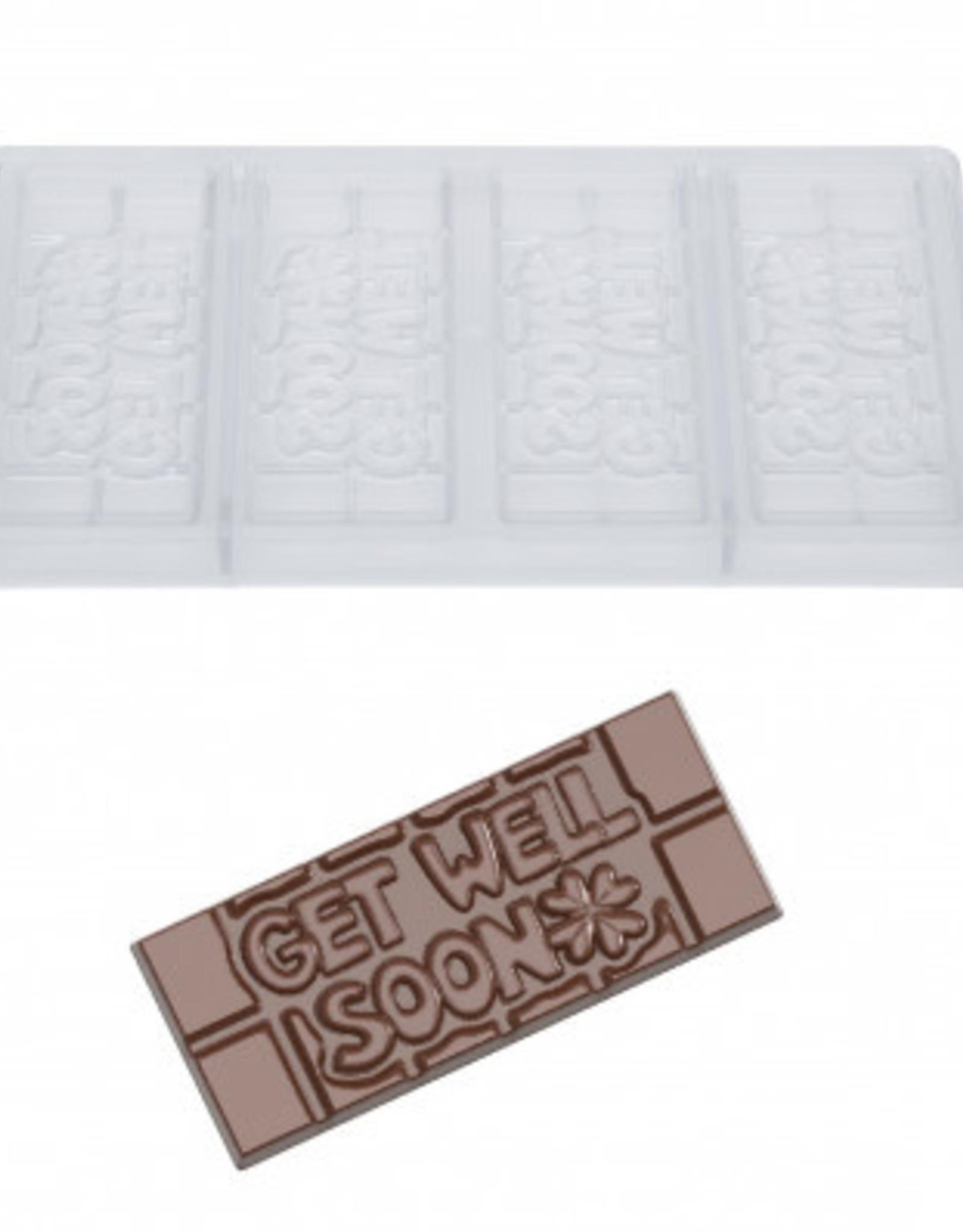 Chocolate World Chocolate World Chocolademal Tablet Get Well Soon
