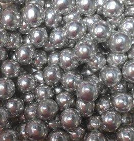 Sprinklelicious Sprinklelicious Crunchy Parel Zilver Metallic
