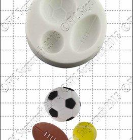 FPC FPC Sport Balls Silicone Mould