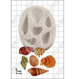 FPC FPC Sea Shells/zee Schelpen Silicone Mould