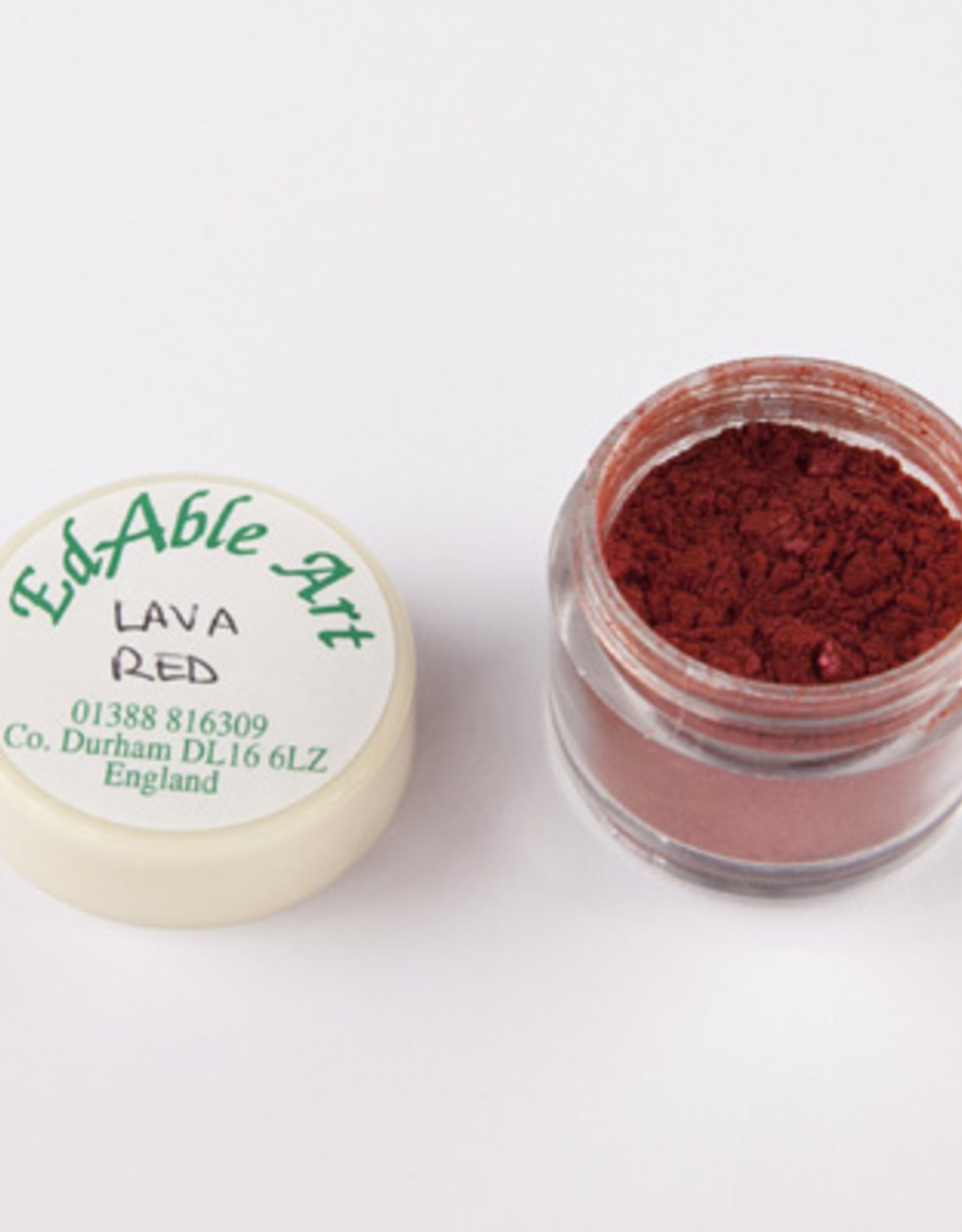 EdAble Art EdAble Art Tints & Pearls Lava Red