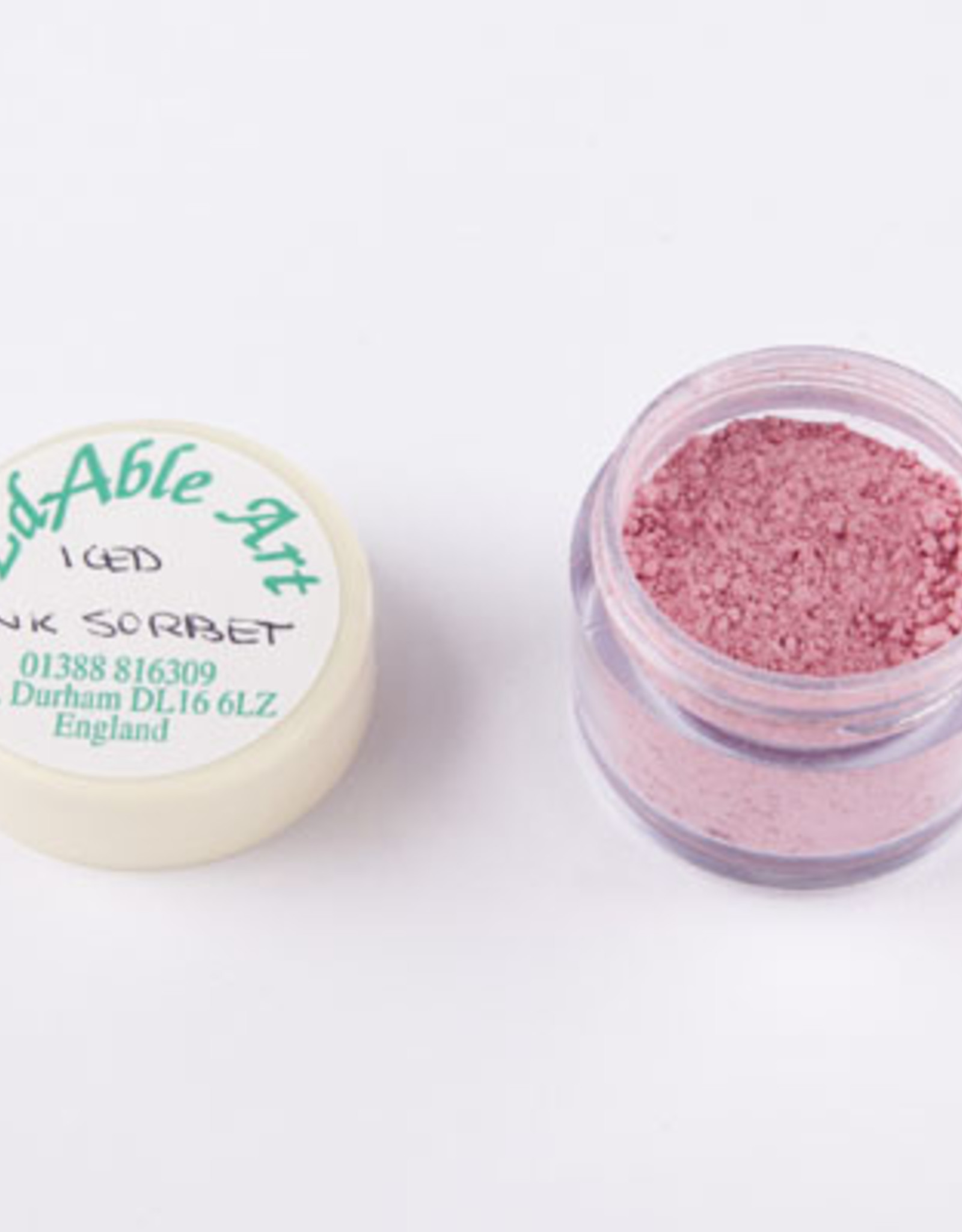 EdAble Art EdAble Art Tints & Pearls Iced Pink Sorbet