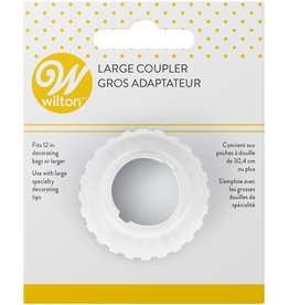 Wilton Wilton Large Adaptor/Coupler Carded