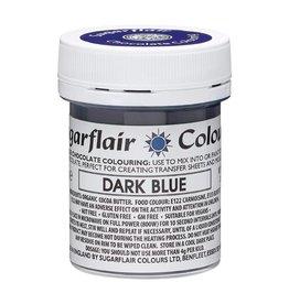 Sugarflair Sugarflair Chocolate Colour Dark Blue 35g