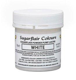 Sugarflair Sugarflair Pump Refill -White-25g
