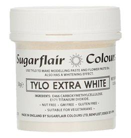 Sugarflair Sugarflair Tylo Extra White 50g