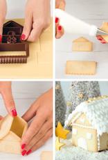 Decora Decora 3D Mini Koekhuis Uitsteker