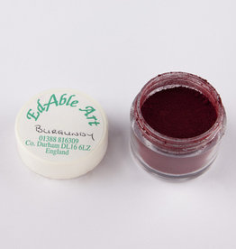 EdAble Art EdAble Art Powdered Colours  Burgundy