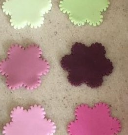 EdAble Art EdAble Art Powdered Colours  Maroon