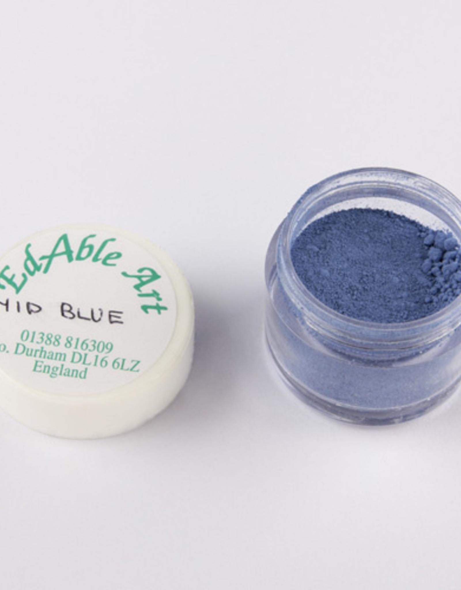 EdAble Art EdAble Art Powdered Colours  Mid Blue