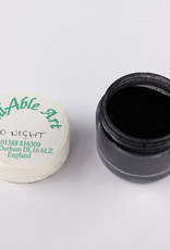 EdAble Art EdAble Art Powdered Colours  Midnight Black