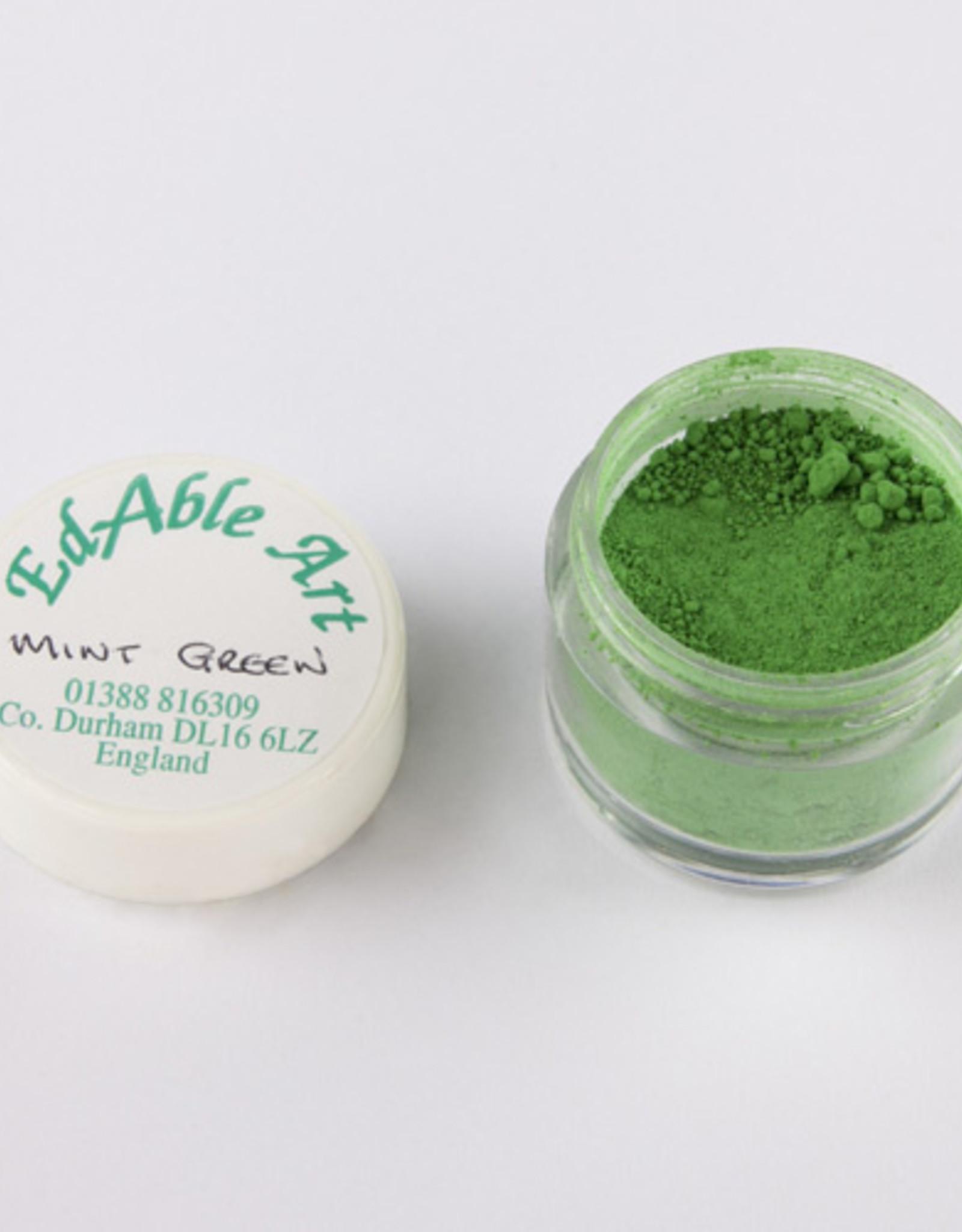 EdAble Art EdAble Art Powdered Colours  Mint Green