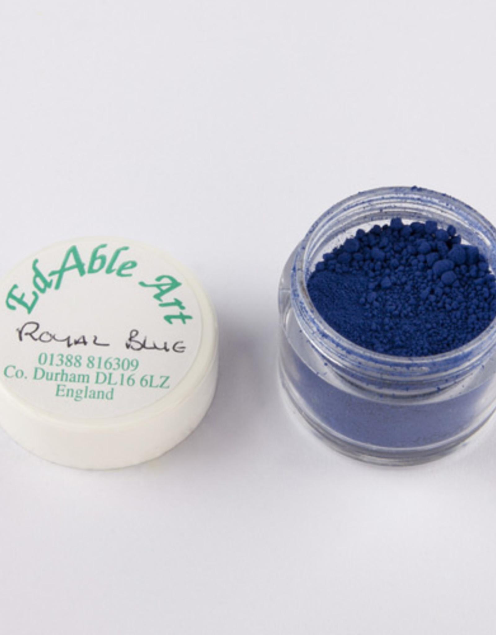 EdAble Art EdAble Art Powdered Colours  Royal Blue