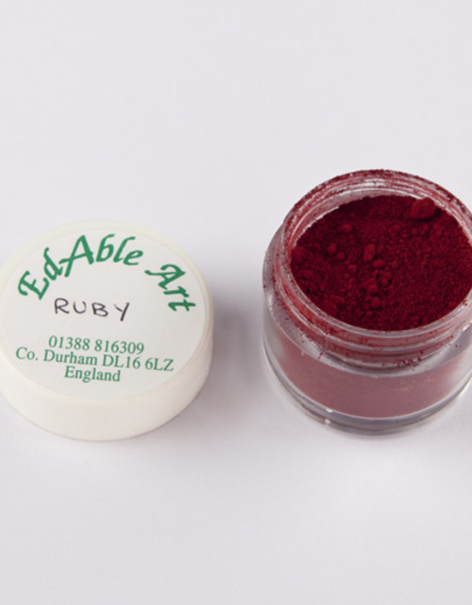 EdAble Art EdAble Art Powdered Colours  Ruby
