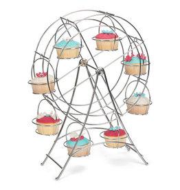 Patisse Patisse Cupcake Standaard Carrousel 41cm