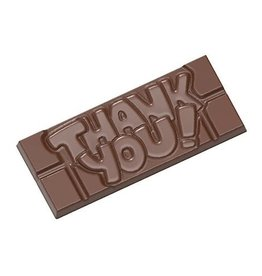 Chocolate World Chocolademal Chocolate World Tablet Thank You (4x)