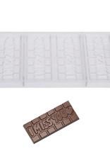 Chocolate World Chocolademal Chocolate World Tablet I Miss You (4x)
