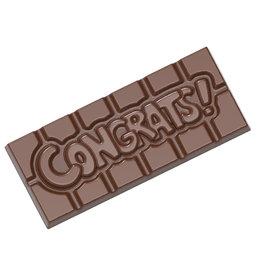 Chocolate World Chocolademal Chocolate World Tablet Congrats (4x)