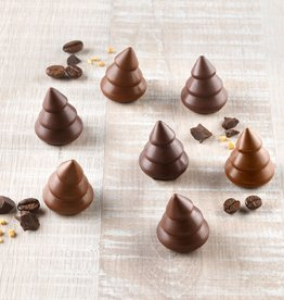 Silikomart Silikomart Chocolate Mould Choco Trees
